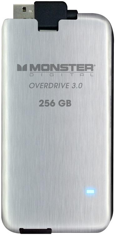Monster Digital OverDrive 3.0 SSD 256GB image 1