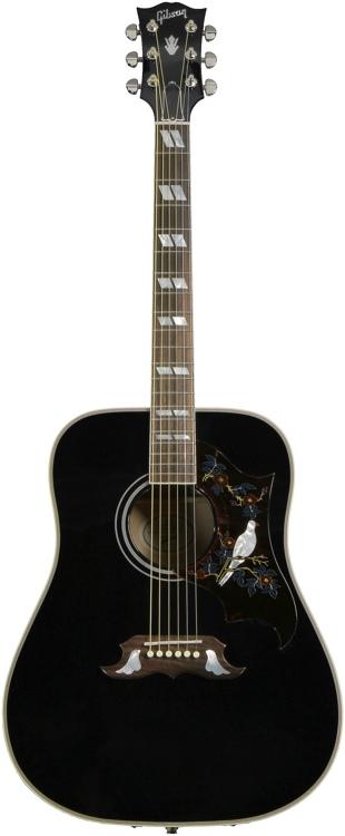 Gibson Acoustic Dove - Ebony image 1