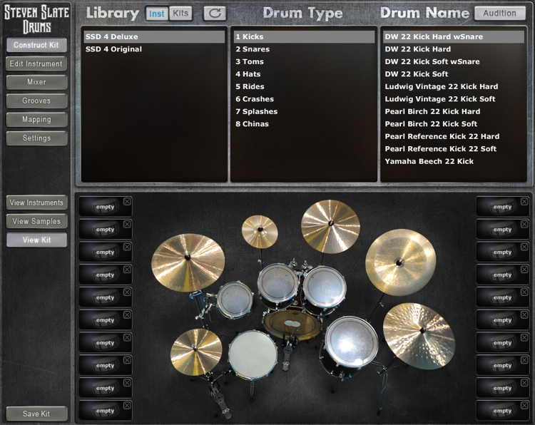 Steven Slate Drums 4.0 EX (download) image 1