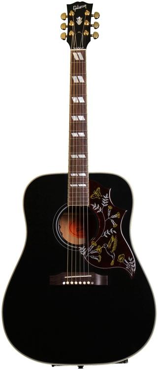 Gibson Acoustic Hummingbird - Ebony image 1