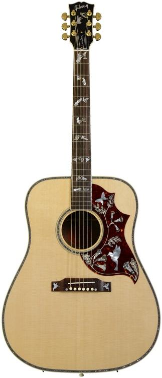 Gibson Acoustic Hummingbird Custom Koa - Natural image 1