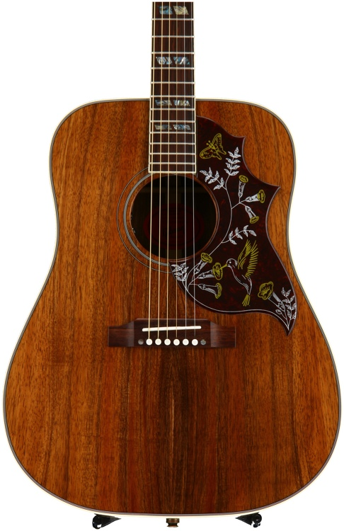 gibson acoustic limited edition hummingbird koa elite - antique, Fish Finder