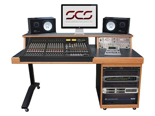 Sound Construction SSLM 1-1 - Mahogany image 1