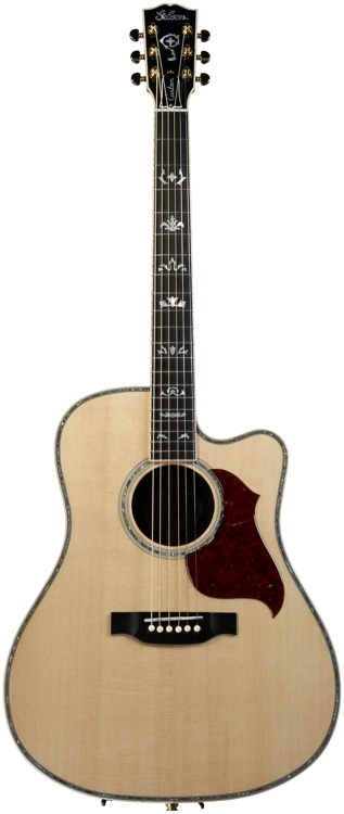 Gibson Acoustic Songwriter Deluxe - Custom Cutaway Natural image 1