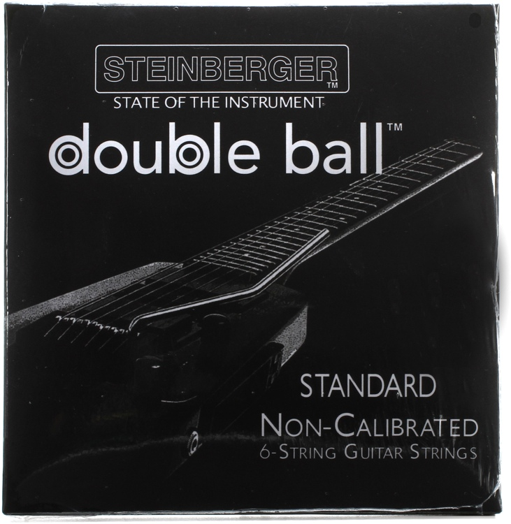 Steinberger SST-105 Double Ball End Guitar Strings - .010-.046 - Wound 3rd image 1