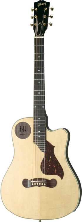 Gibson Acoustic Traveling Songwriter Modern Classic - Antique Natural image 1