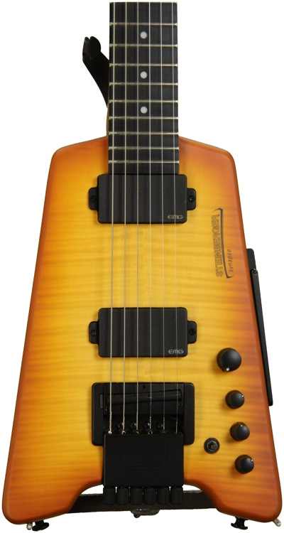 Steinberger ST-2FPA - Trans Amber image 1