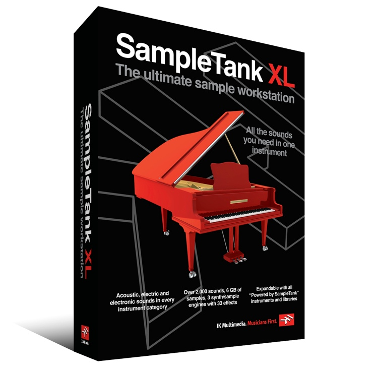 IK Multimedia SampleTank 2.5 XL - Educational Version image 1