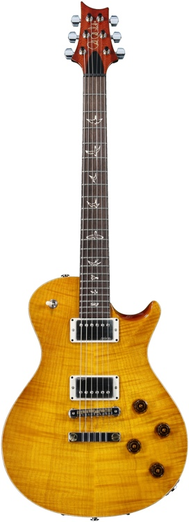 PRS Stripped 58 - Faded McCarty Sunburst image 1