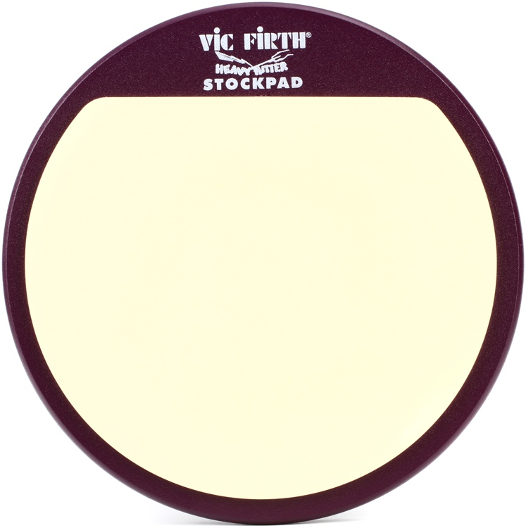 Vic Firth Heavy Hitter Stockpad Practice Pad image 1