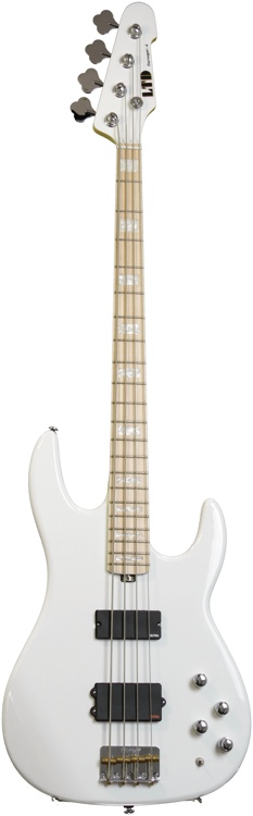 ESP LTD Surveyor-4 - Snow White image 1