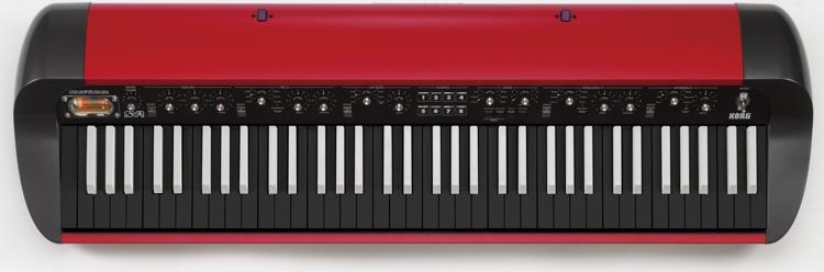 Korg SV-1 73 - Reverse Keys Limited Edition image 1