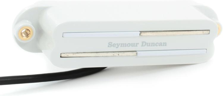 Seymour Duncan SVR-1b Vintage Rails Strat Pickup - White Bridge image 1