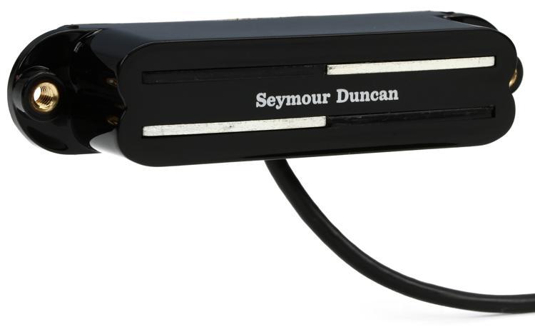 Seymour Duncan SVR-1n Vintage Rails Strat Pickup - Black Neck image 1