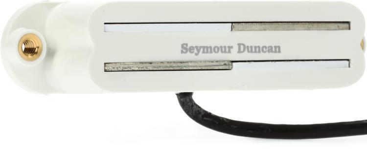 Seymour Duncan SVR-1n Vintage Rails Strat Pickup - White Neck image 1