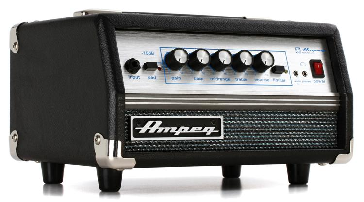 ampeg svt micro vr 200 watt classic head sweetwater. Black Bedroom Furniture Sets. Home Design Ideas