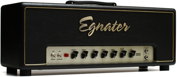 Egnater SW45 45-watt Handwired Tube Head image 1