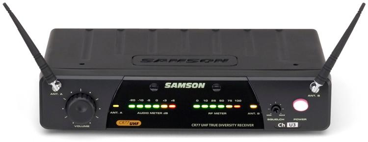 Samson CR77 Wireless Receiver Wireless Receiver - Channel N3 image 1