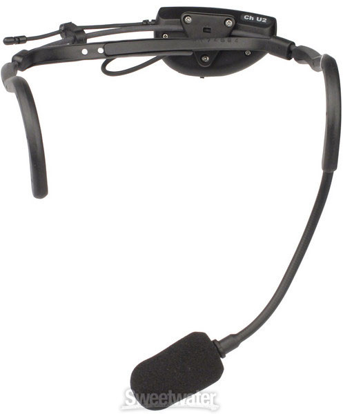 Samson AirLine 77 Vocal Headset Wireless System - Channel N4 image 1