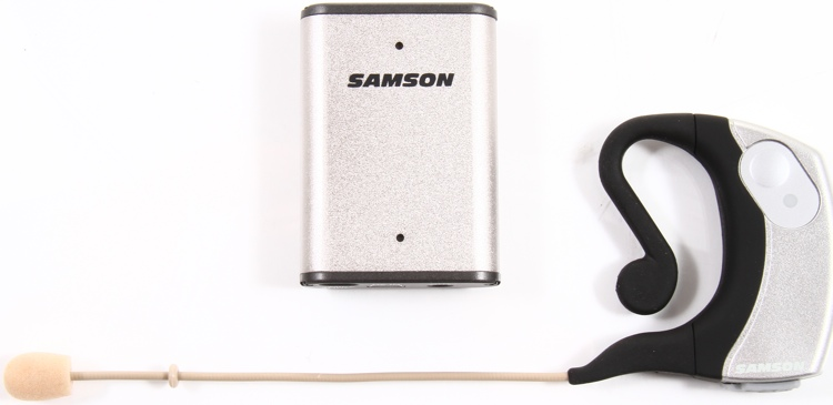 Samson Airline Micro Earset Wireless System - Channel N4 image 1