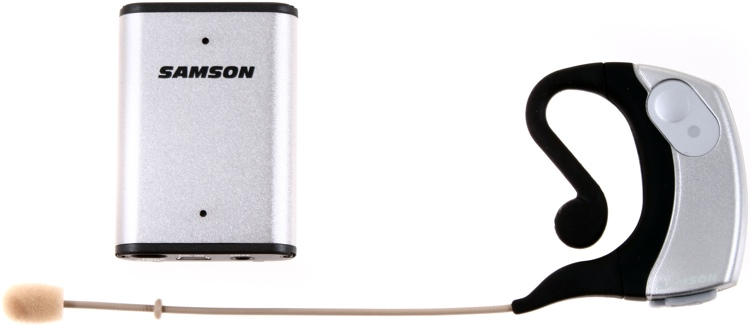 Samson Airline Micro Earset Wireless System - Channel N5 image 1