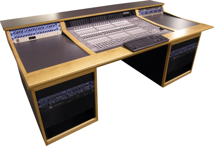 Sound Construction C|24 Console 1-2 1-Iso Desk image 1