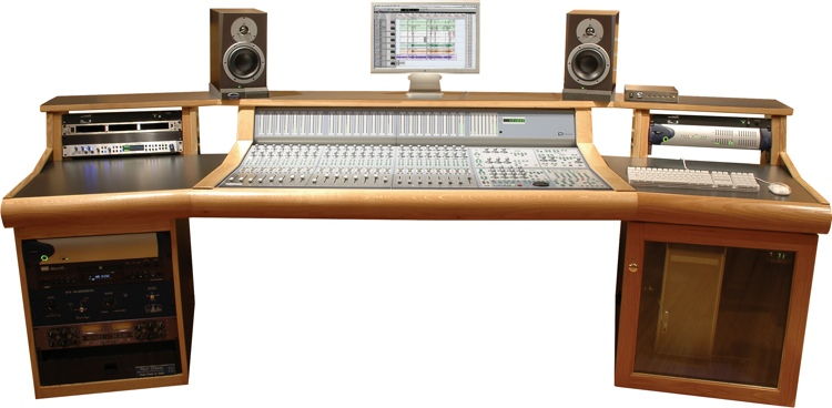 Sound Construction D Command 24 Wing Desk Sweetwater