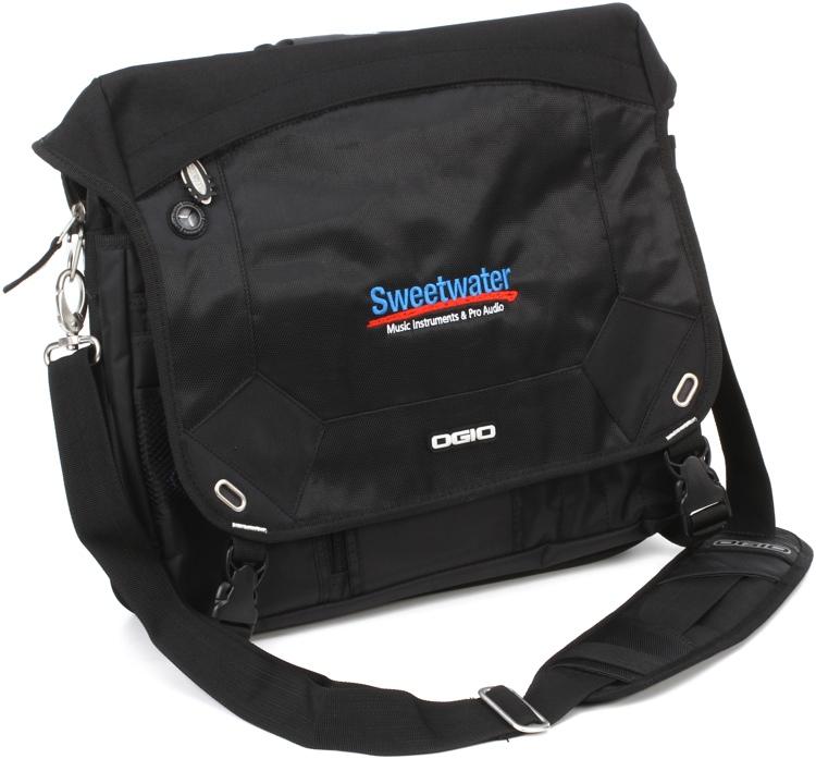 Sweetwater Laptop Messenger Bag - Black image 1