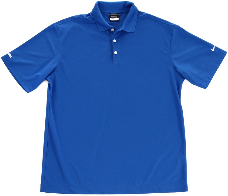 Sweetwater Men\'s Nike Polo - Sapphire Blue, 2XLT image 1