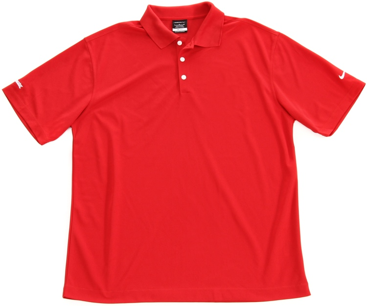 Sweetwater Men\'s Nike Polo - Red, Small image 1