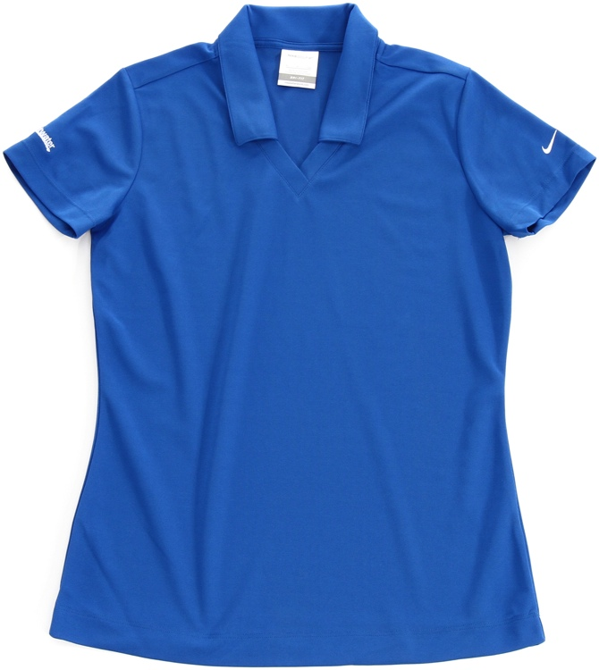 Sweetwater Women\'s Nike Polo - Sapphire Blue, Large image 1