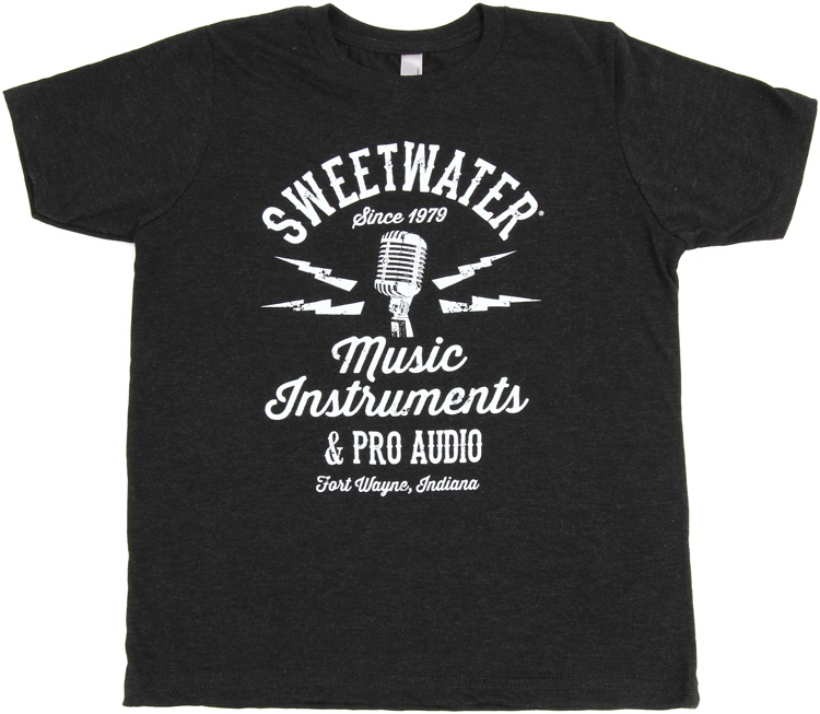 Sweetwater Vintage Black Mic T-shirt - Men\'s 3XL image 1