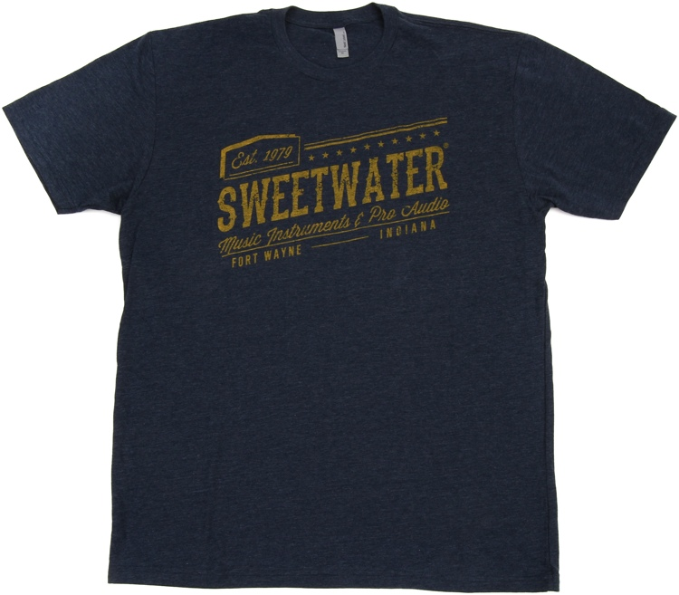 Sweetwater Midnight Navy 1979 T-shirt - Men\'s Fitted 3XL image 1