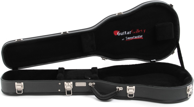 Ameritage Sweetwater Guitar Gallery Case - Solid Body Single Cut image 1