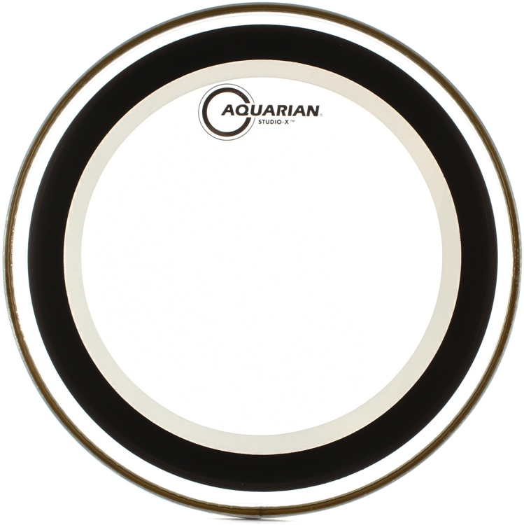 Aquarian Drumheads Studio-X Series Drumhead 12