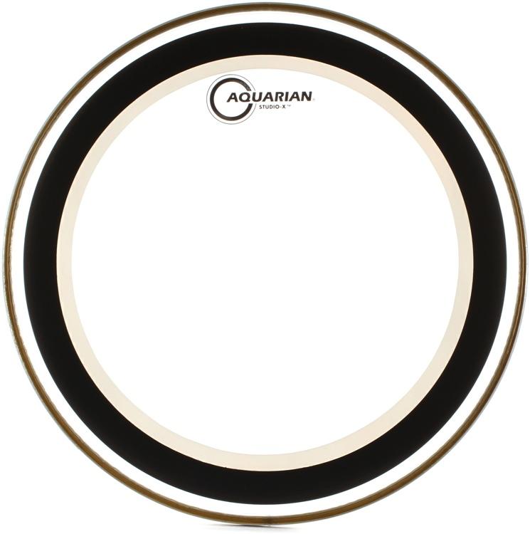 Aquarian Drumheads Studio-X Series Drumhead 14