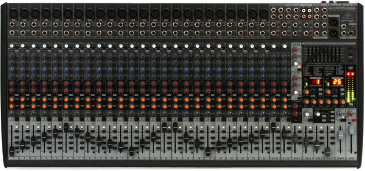 Behringer Eurodesk SX3242FX Mixer with Effects image 1