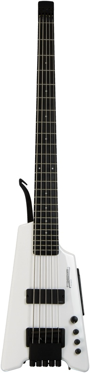Steinberger XS-15FPA - Alpine White image 1