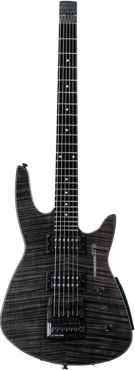 Steinberger ZT-3 Custom - Transparent Black image 1