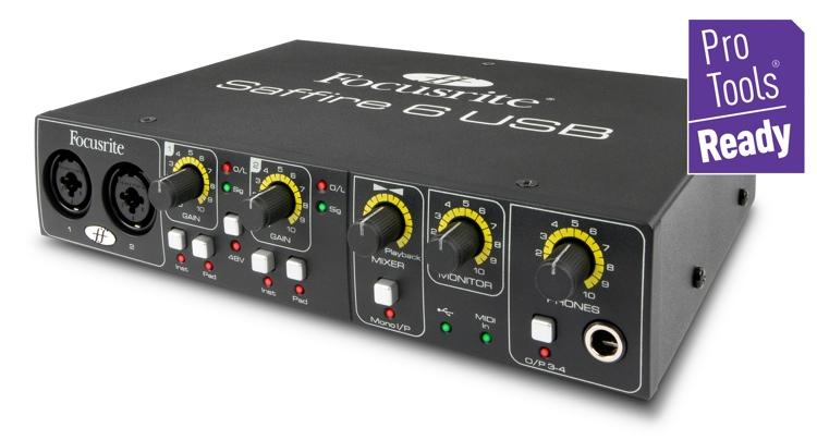 Focusrite Saffire 6 USB image 1