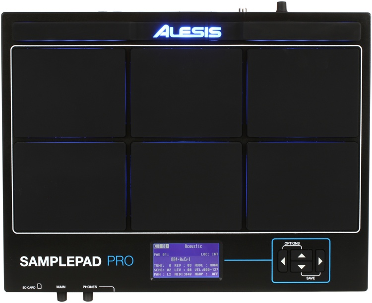 Alesis SamplePad Pro image 1