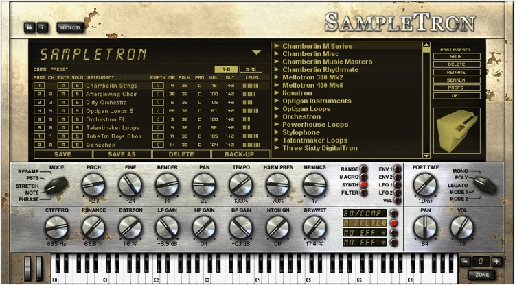 IK Multimedia SampleTron - Educational Version image 1