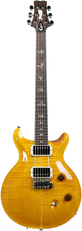 PRS Santana Signature Model - Santana Yellow image 1