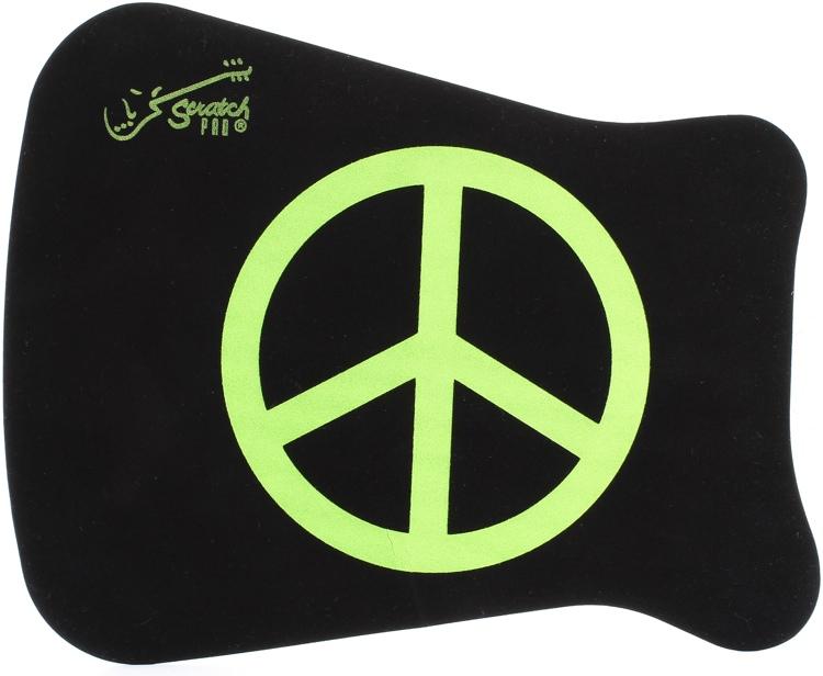 Scratch Pad Scratch Pad - Peace Symbol image 1