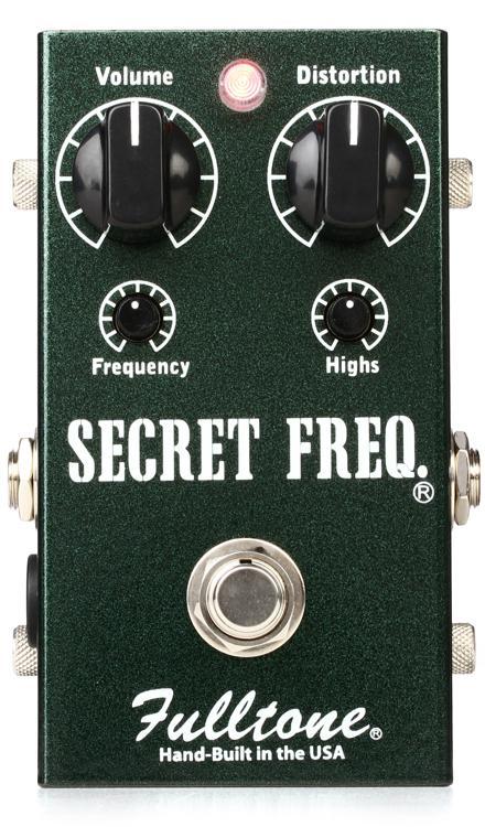 Fulltone Secret Freq Overdrive image 1