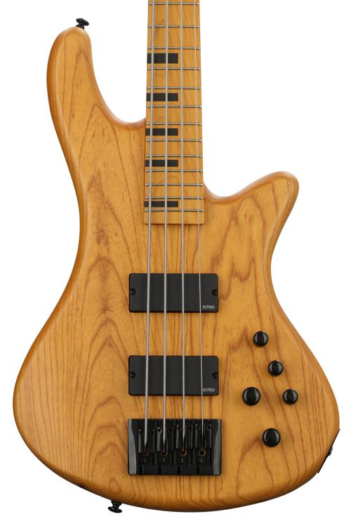 Schecter Session Stiletto, Aged Natural Satin image 1