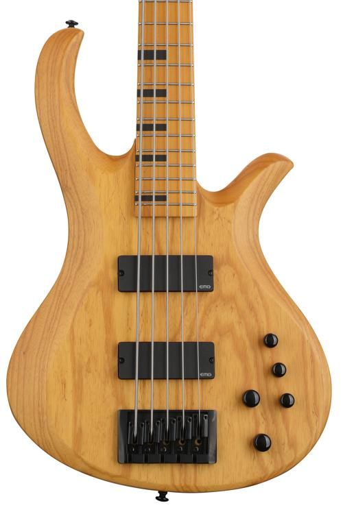 Schecter Session Riot 5, Aged Natural Satin image 1