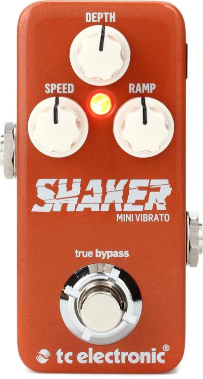 TC Electronic Shaker Mini Vibrato Pedal image 1