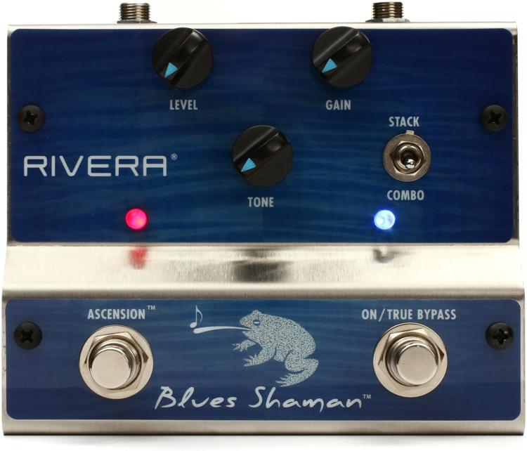 Rivera Blues Shaman Overdrive Pedal image 1