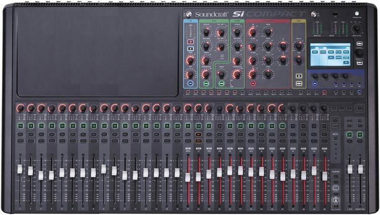 Soundcraft Si Compact 32 image 1